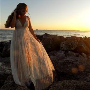727330a0c91 VICI Collection Dresses - VICI White Karmen Maxi Dress